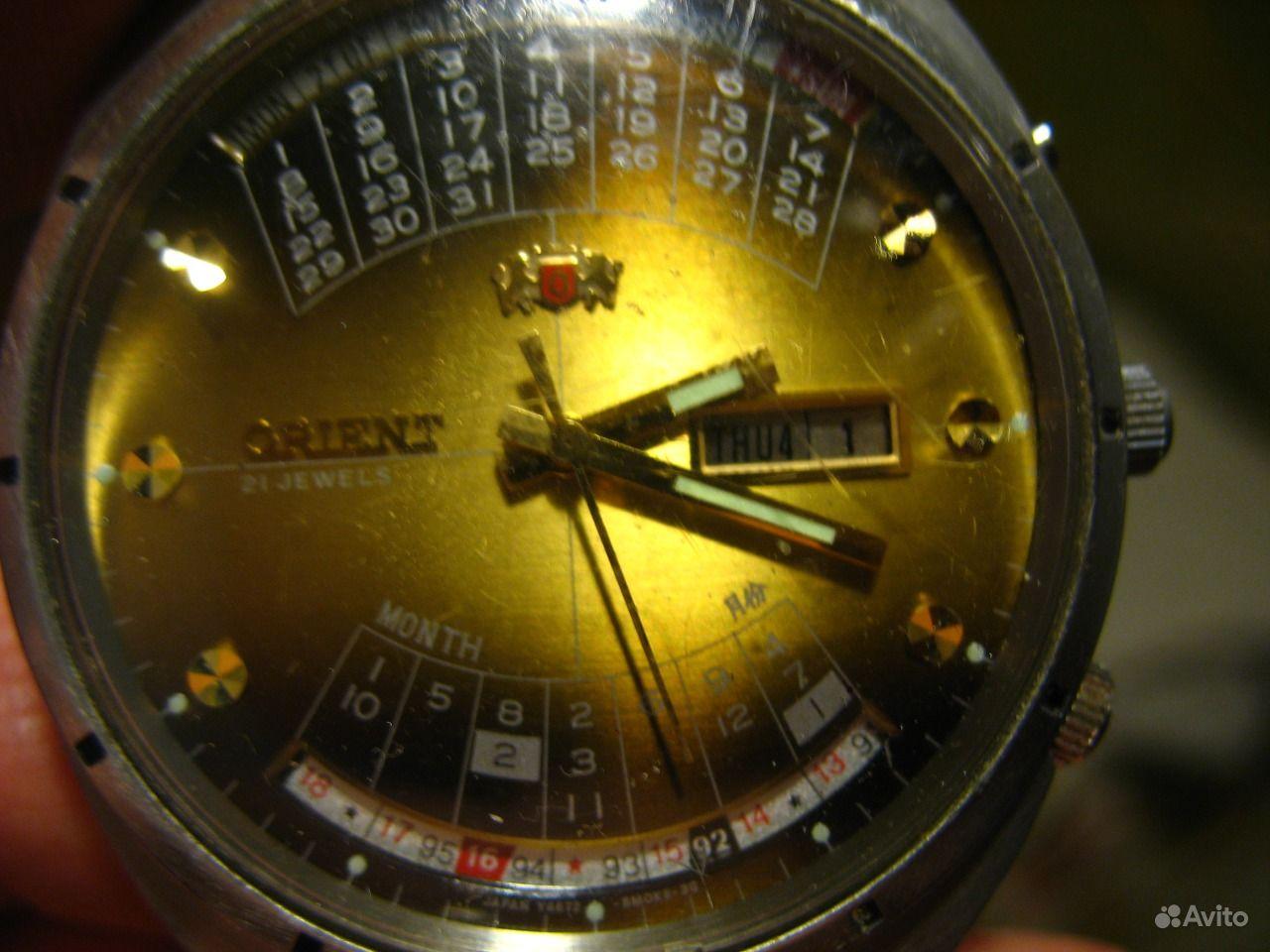 Часы ориент ремонт  видео