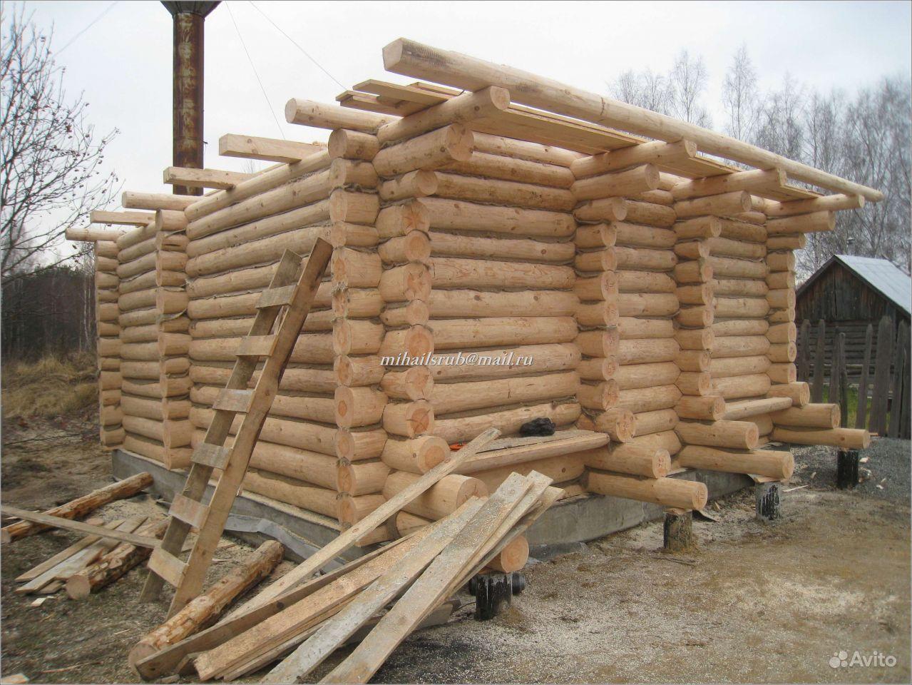 деревянные дома и бани владимир