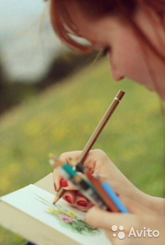 уроки живописи для взрослых: