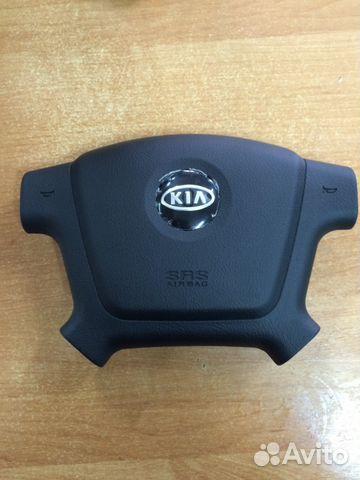 Муляж подушки в руль Kia Cerato 2004-2009 89277252175 купить 1