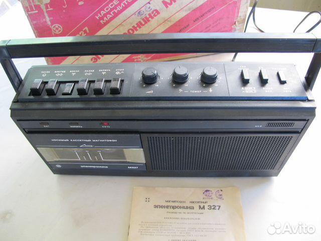 Кассетный магнитофон