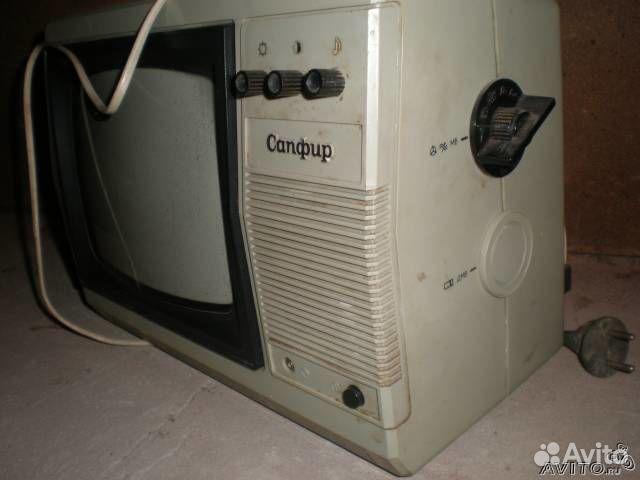 """Телевизор """"Сапфир-23тб-307"""""""