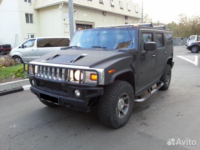 Hummer h2, 2008 год, 1 700 000 руб