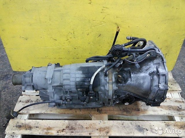 89625003353 Автомат Subaru Legacy Wagon, BH5