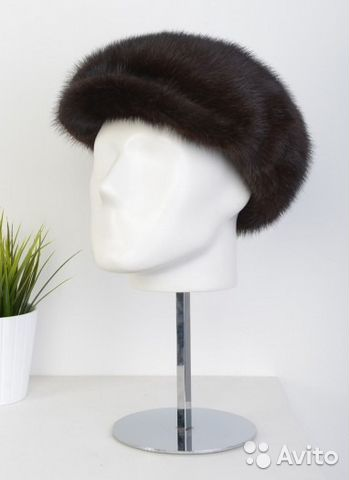 Продам кепку стриженная норка. размер.59 89246221844 купить 1