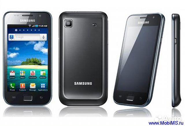 Фотография мобильного телефона samsung i9003 galaxy s sclcd (4gb, ceramic white)
