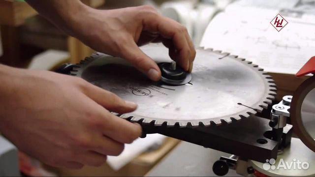 Заточка твердосплавных дисковых пил - Сайт фоток