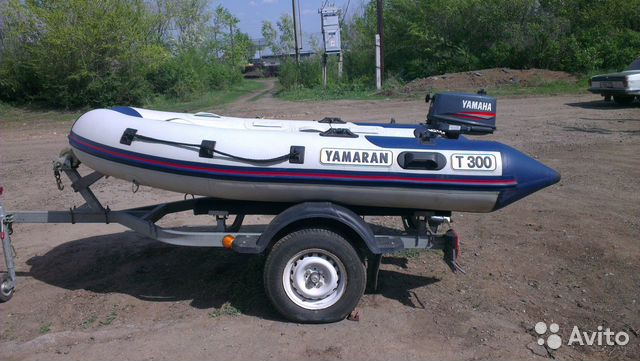 прицепы для лодок пвх калининград