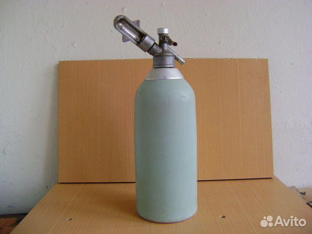 Как сделать газ воду в сифоне
