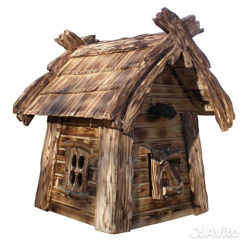 Декоративные домики на даче
