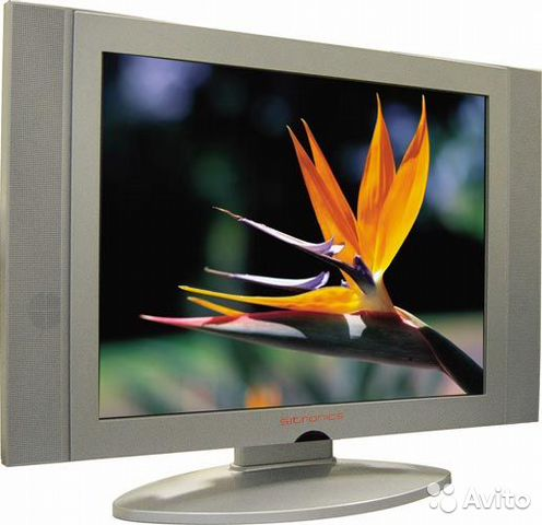 Схема LCD.