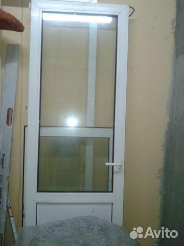Пластиковая дверь 960х2000 новая festima.ru - мониторинг объ.