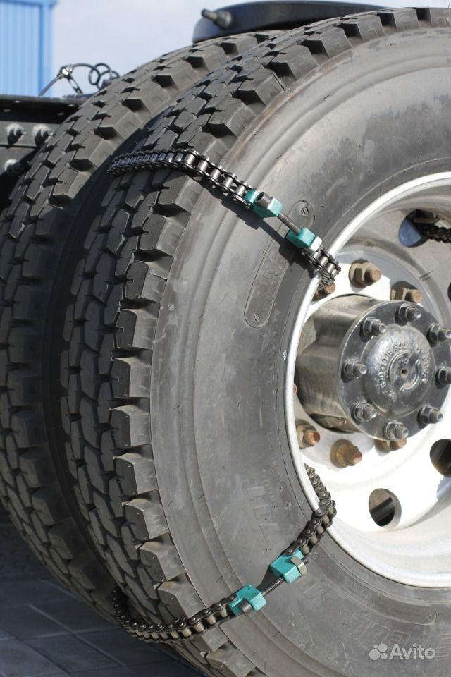 Цепи на колёса своими руками на грузовик