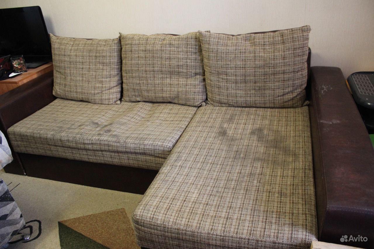 Купить диван угловой спальный Моск обл