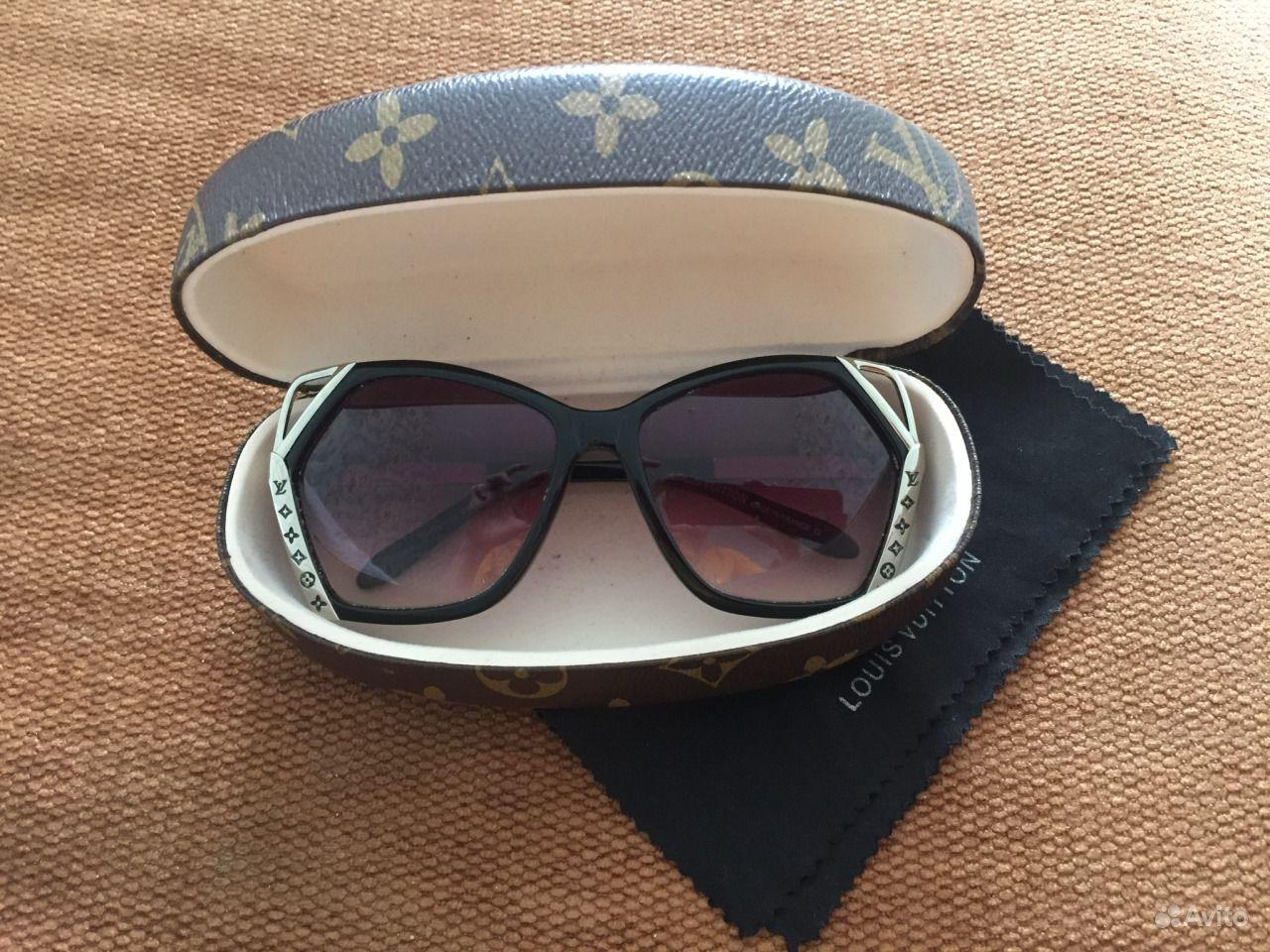 Солнцезащитные очки Louis Vuitton   Festima.Ru - Мониторинг объявлений 7b649218032