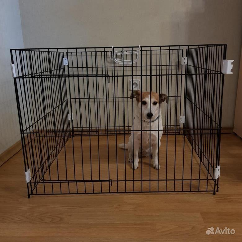Вольер для щенков