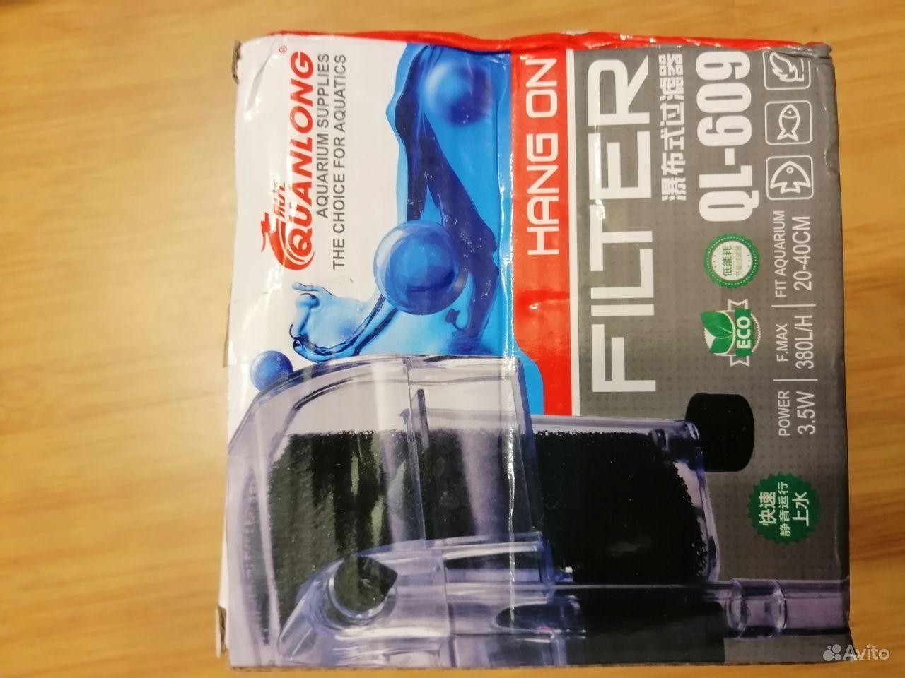 """Фильтр""""рюкзак"""" для нано аквариума купить на Зозу.ру - фотография № 1"""