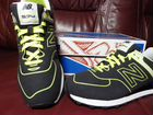 Кроссы New Balance ML574NEN из США US 12M (30см)