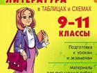 Русская литература В.А. Крутецкая в таблицах и схе