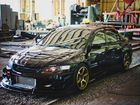 Капот version Mitsubishi Lancer evolution 8 gm054