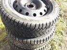 Комплект зимних колес r15 4x100
