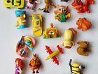 Разные игрушки из киндер-сюрприз