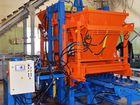Оборудование по производству бордюра и брусчатки