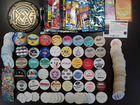 Большая коллекция фишек (соток, caps)