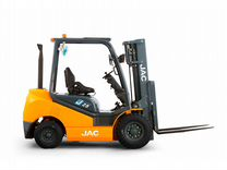 Вилочный погрузчик JAC CPQD 25