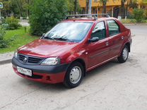 Renault Logan, 2009 г., Тула