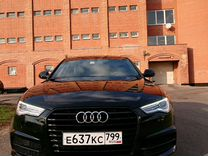 Audi A6, 2017 г., Тула