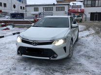 Toyota Camry, 2017 г., Самара