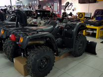 Новый квадроцикл Baltmotors Striker 500 EFI чёрный
