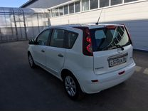 Nissan Note, 2010