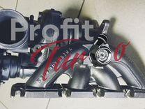 Гибрид турбины PT420-480 Hubrid Turbo k04-064
