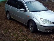 Ford Focus, 2004, с пробегом, цена 150 000 руб. — Автомобили в Муроме