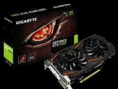 Новая Gigabyte Geforce gtx 1060