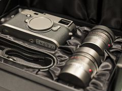 Leica M-P240 titanium 2 lens KIT limited edition