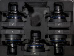 Комплект объективов Carl Zeiss CP.2 (PL)
