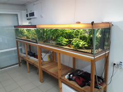 Стол для аквариума