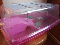 Террариум для черепахи или хомяка