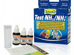Аквариумные тесты (Tetra test/Германия)
