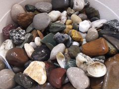 Камни красивые для вашего аквариума