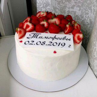 Торт на заказ объявление продам