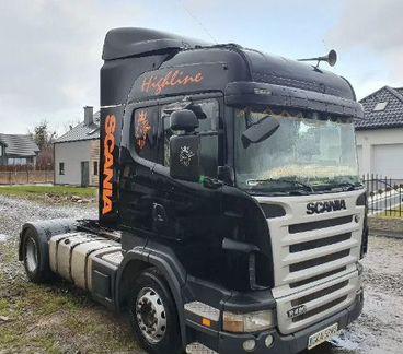 Scania R420 объявление продам
