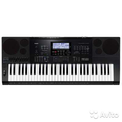 Casio CTK-7200 синтезатор— фотография №1