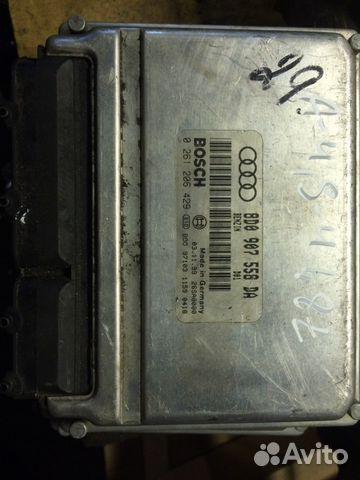 Управление двигателем Ауди 1.8T 8D0907558DA— фотография №1