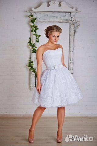 33bc09aee4779a7 Свадебное платье от Nina Kimoli купить в Санкт-Петербурге на Avito ...