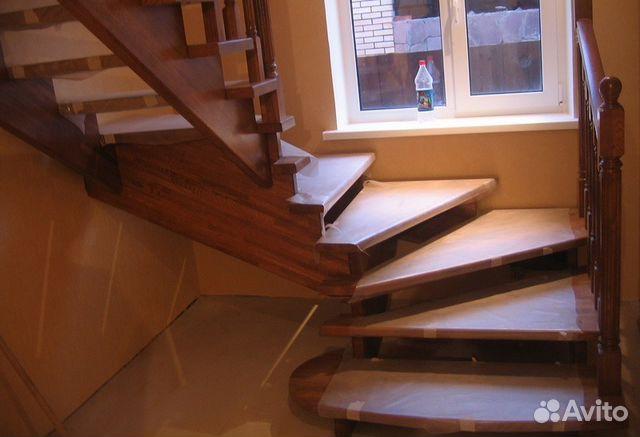 Ступени для лестниц из дерева как сделать