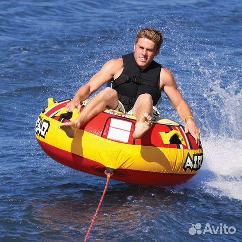 развлечения на надувных лодках